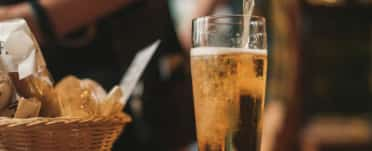 image of person pouring a beer after being trained in responsible server of alcohol